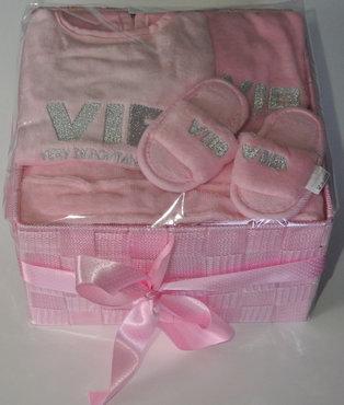 VIB Giftset roze