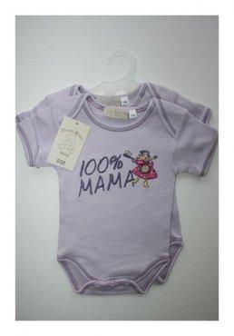 rompertje 100% mama