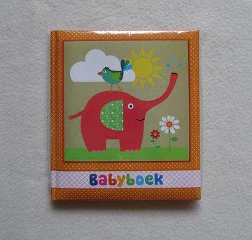 babyboek olifant