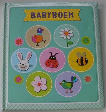 babyboek mint