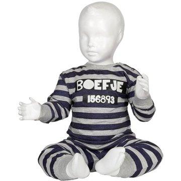 Fun2wear Pyjama Boefje Donkerblauw maat 128