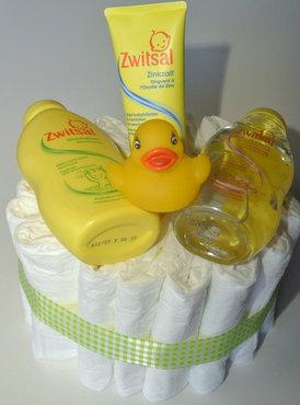 Luiertaart Zwitsal