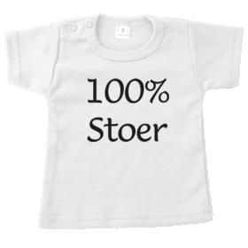 T-shirt 100% Stoer