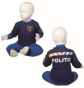 Fun2wear jongens pyjama politie maat 128