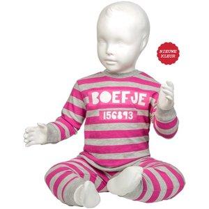 Fun2wear Pyjama Boefje Roze