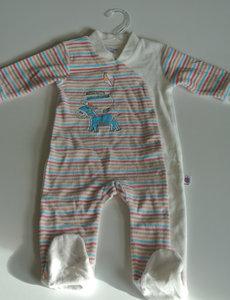 Babypakje streep